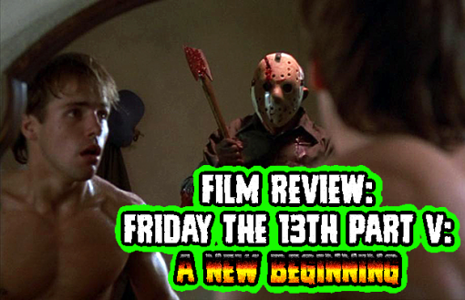 Friday the 13th Part V: A New Beginning. (DVD/Blu Ray)