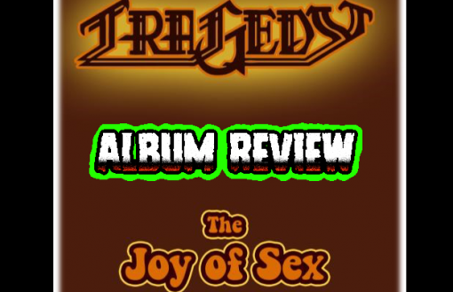 """Tragedy """"The Joy of Sex"""" (CD/MP3)"""