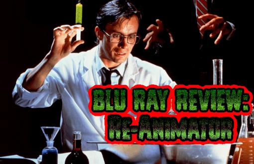 Re-Animator (Blu Ray, Reg B)