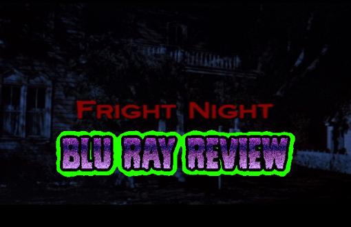 Fright Night (Eureka UK Blu ray+DVD combo)