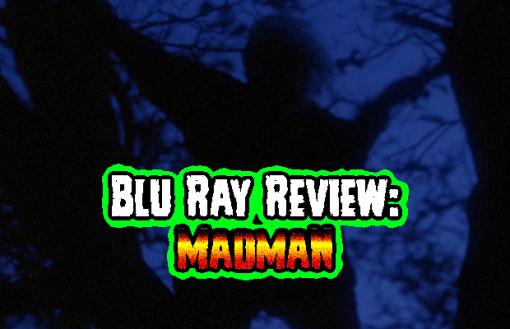 Madman (Arrow Region Free Blu Ray & DVD combo)