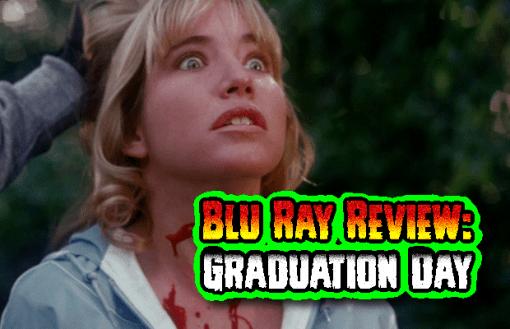 Graduation Day (88 Films All Region Blu Ray)